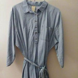 Tops - Jean Shirt